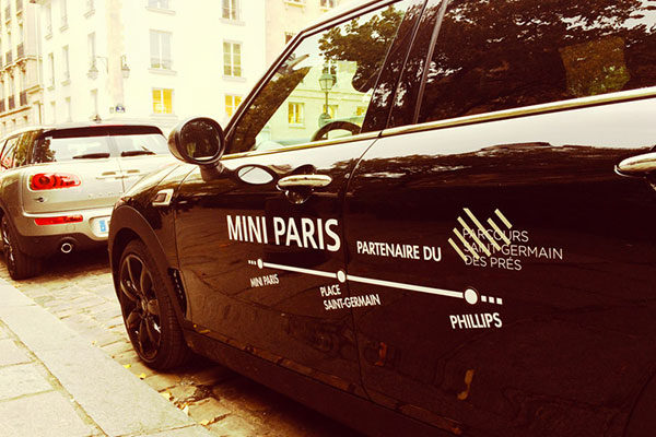 MINI PARIS – BMW
